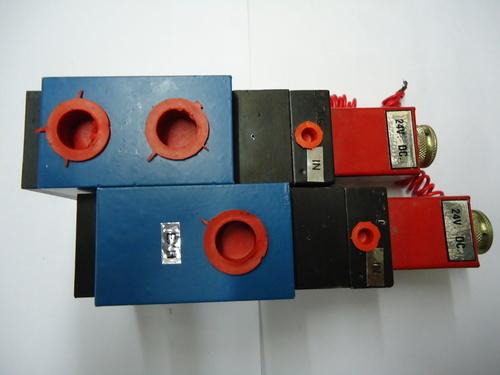 Double Daker solenoid valve