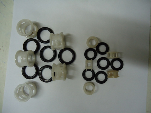 Solenoid seal kit