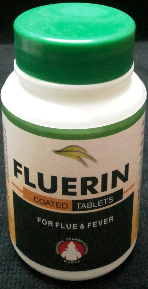 Ayurvedic medicine for flu
