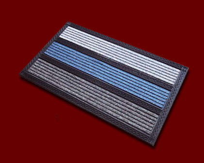 PP Rubberised Mat