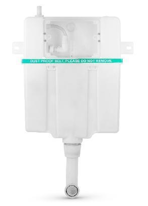 Concealed Flushing Cisterns - Single Flush