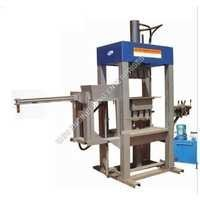 High Pressure Center Press Fly Ash Brick Making<