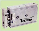 TN Series Twin Rod Cylinder Magnetic