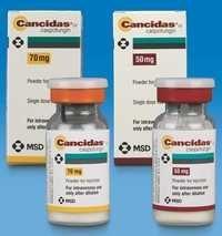 Cancidas 50mg & 70mg ( Caspofungin ) Injection