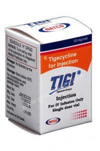 Tigi 50mg ( Tigecycline ) Injection