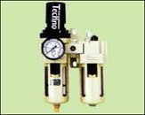 FRL With Metal Guard with Gauge