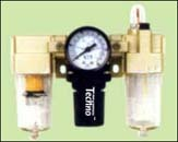 FRL With Plastc Guard with Gauge