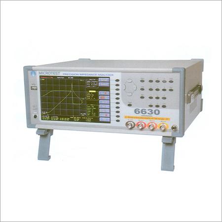 Precision Impedance Analyzer