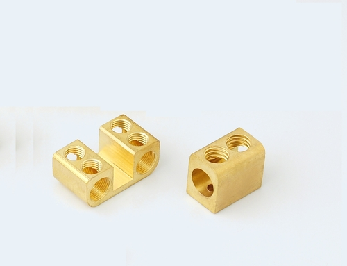 Brass HRC Fuse Contact