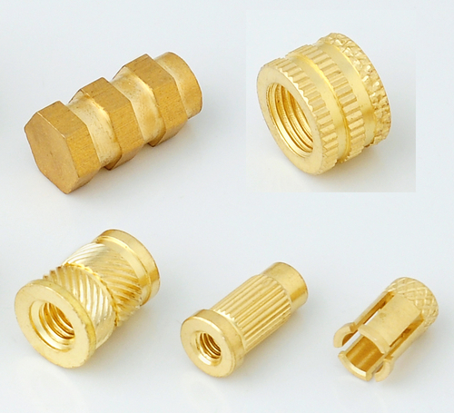 Brass Mould In Inserts