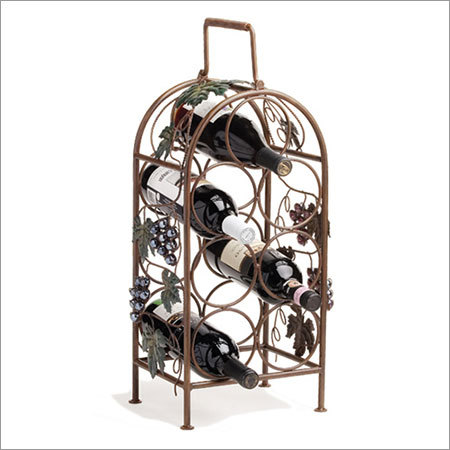 7 BOTTLE VINE RACK