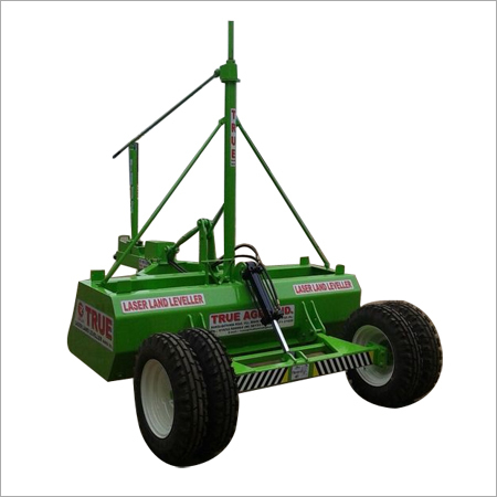 Tractor Land Leveler