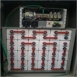 Battery Bank Installation Works (Towers-Industrial)