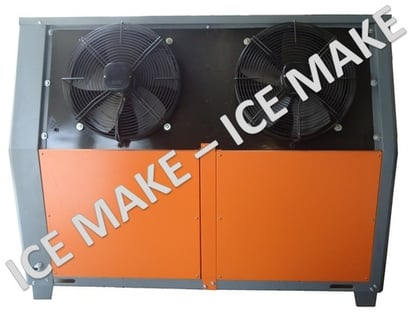 Online And Offline Chilling Plant Refrigerating Capacity: +15A C To -35A C