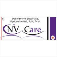 Doxylamine Succinate Pyridoxine Hcl Tablets