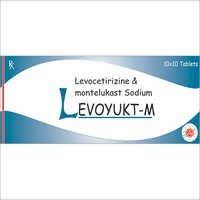 Levocetirizine & Montelukast Sodium Tablets