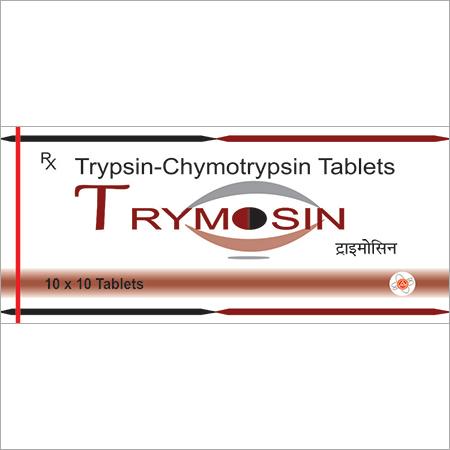 Trypsin Chymotrypsin Tablets