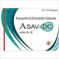Amoxycillin & Dicloxacillin Capsules
