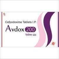 Cefpodoxime Tablets I.P 200