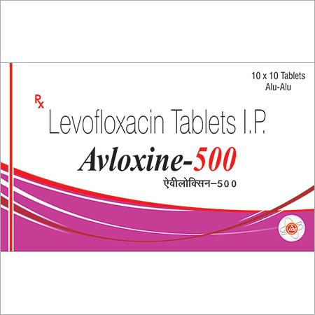 Levofloxacin Tablets I.P