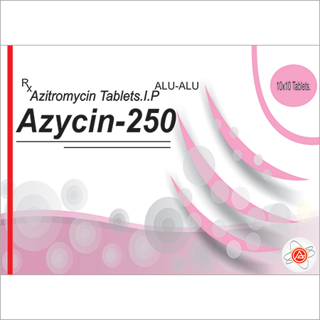 Azithromycin Tablets IP 250