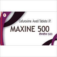Cefuroxime Axetil Tablets I.P