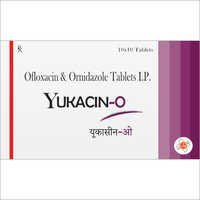 Ofloxacin & Ornidazole Tablets IP