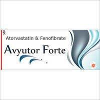 Atorvastatin & Fenofibrate Tablets