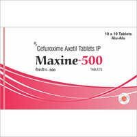Cefuroxime Axetil Tablets IP 500mg