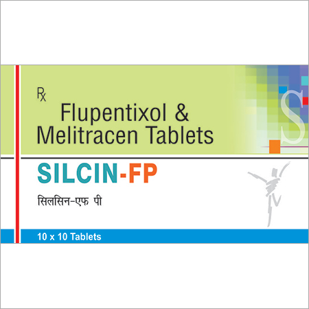 Flupentixol & Melitracen Tablets