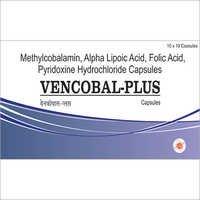 Methylcobalamin Alpha Lipoic Acid Capsules