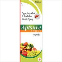 Cyproheptadine & Tricholine Citrate Syrup