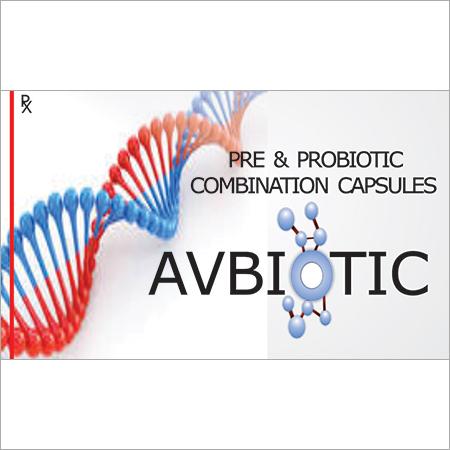 Pre & Probiotic Capsules