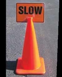 Cone message Plate