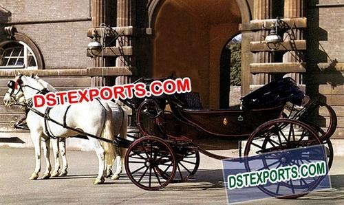 HORSE DRAWN BAGHI