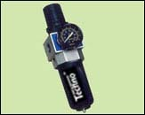 FILTER REGULATOR (LEGRID TYPE) WITH GAUGE