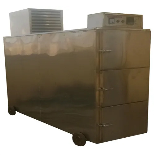Dead Body Mortuary Chamber Cabinet