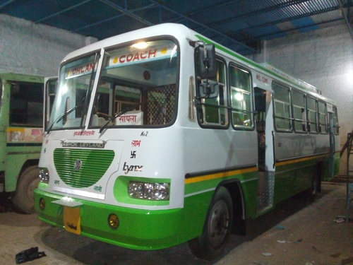 Rout Permit Bus Body