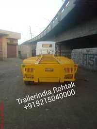 Trailer Open Body Maker