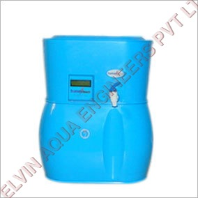Blue Brooklyn Automatic Water Purifier