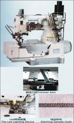 Flat Bed Interlock Computerized Direct Drive Machine