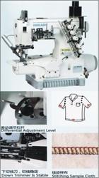 Cylinder Bed Chainstitch Direct Drive High Speed Machine