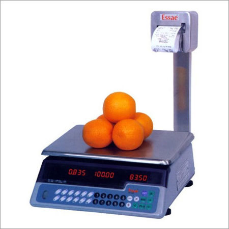 Toptable Scale