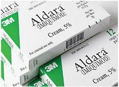 Imiquimod-aldara cream 5%