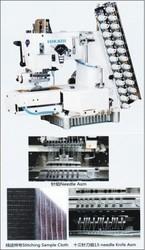 Computerized Multi Needle Direct Drive Machine