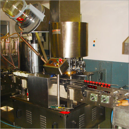 Automatic Eight Head ROPP Capping