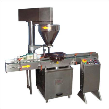 Automatic Single Head Powder Filling Machines