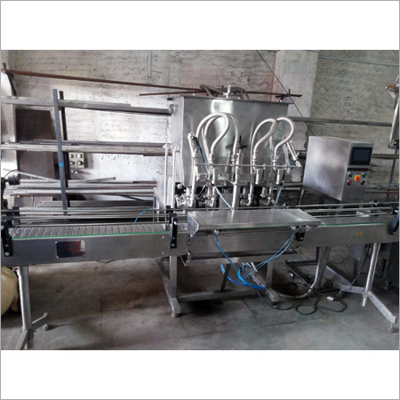 Four Head Viscous Paste Filling Machines