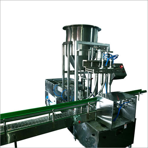 Automatic Double Head Filling Machines