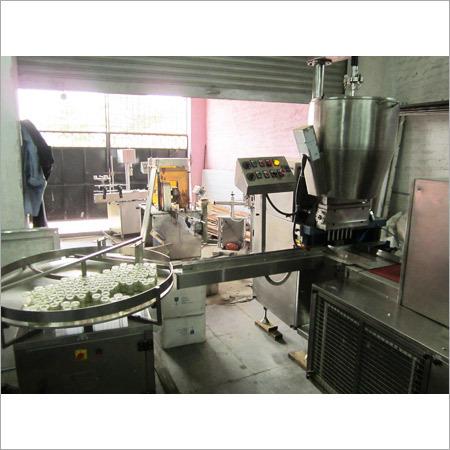 Automatic Six Head Paste Filling Machines